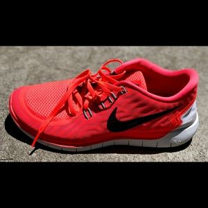 Nike Barefoot Run Running Shoes 5.0